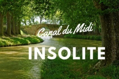 5 unusual anecdotes on the Canal du Midi
