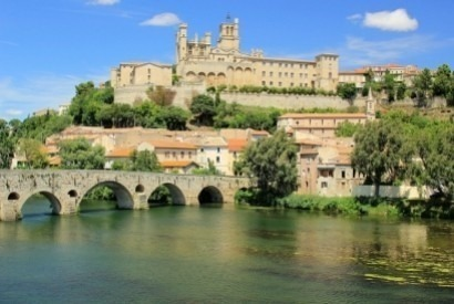 Bike itinerary - Discovery tour of Béziers