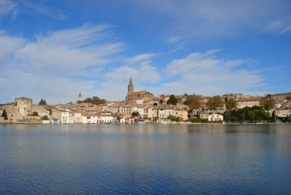 Bike itinerary - Castelnaudary and its surroundings