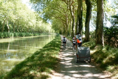Paulette's tips: The Canal du Midi with kids